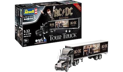 Revell® Modellbausatz »Model Set AC/DC Tour Truck«, (Set), 1:32 kaufen