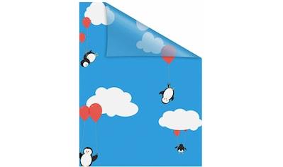 LICHTBLICK Fensterfolie »Pinguine«, selbstklebend, Sichtschutz kaufen