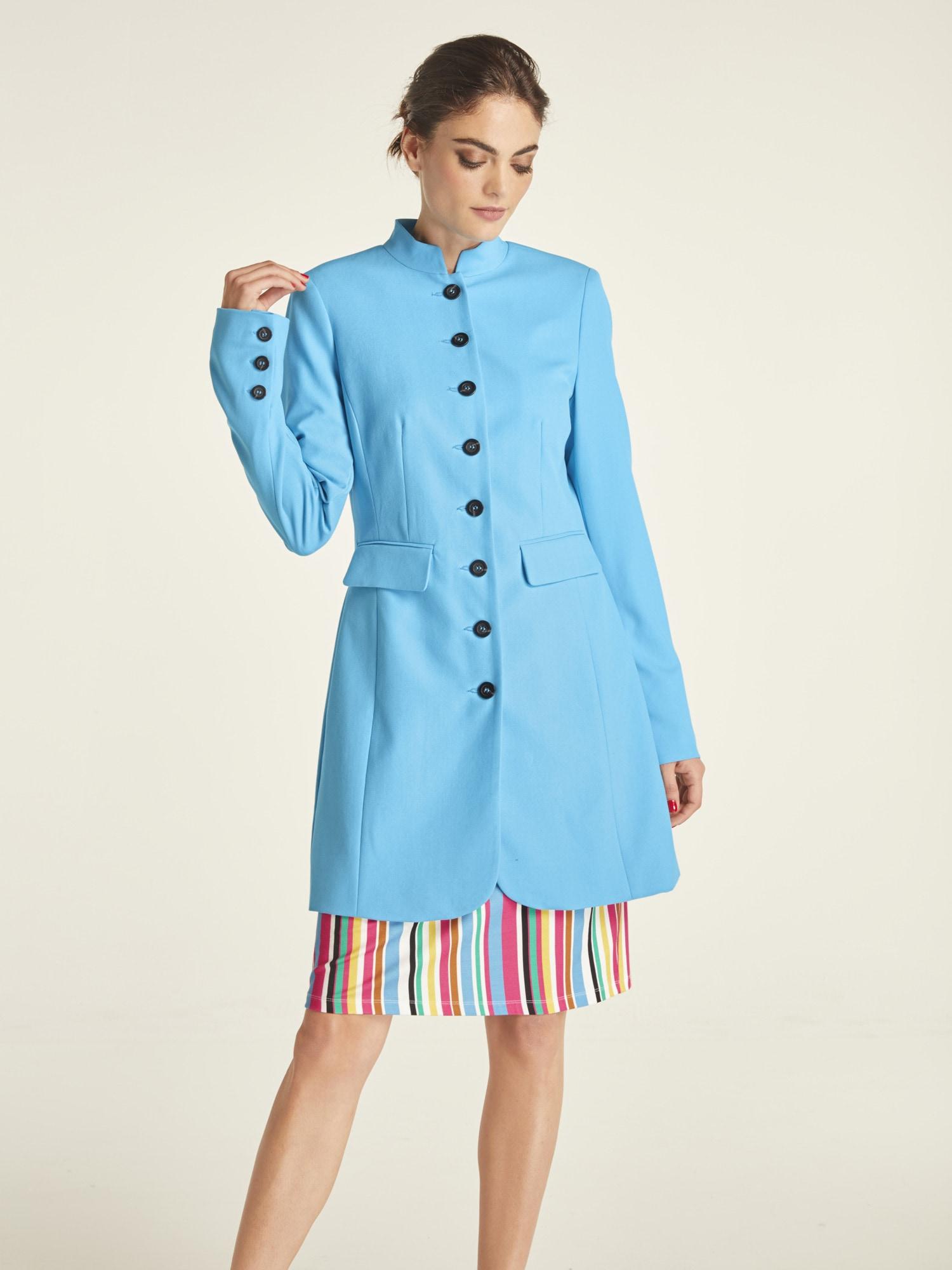 heine -  TIMELESS Jerseykleid mit Raffung