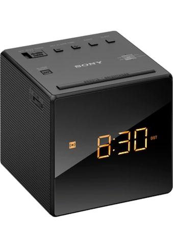 Sony Radio »Uhrenradio ICF - C1B« kaufen