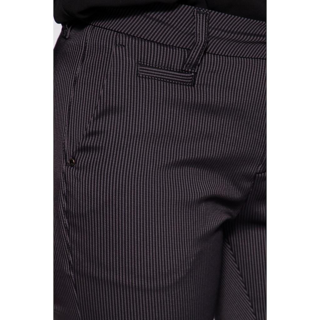 ATT Jeans Chinos »Ruby«, mit eleganten Längsstreifen