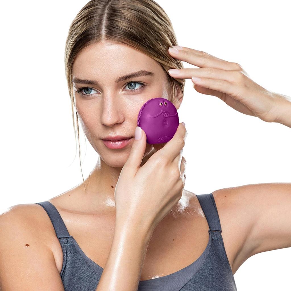 FOREO Elektrische Gesichtsreinigungsbürste »LUNA fofo«, APP fähig