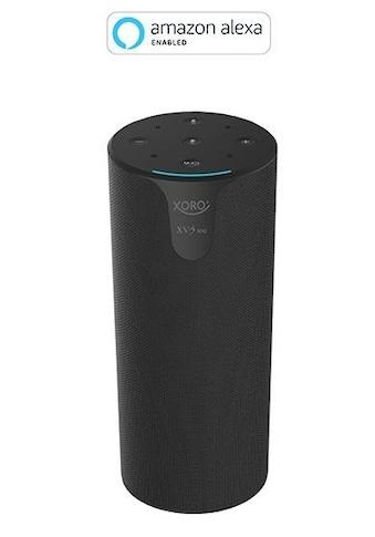 Xoro Bluetoothlautsprecher mit integrierter Alexa Sprachsteuerung »XVS 100« kaufen