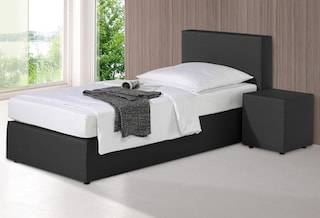 inosign boxspringbett cooper auf rechnung bestellen baur. Black Bedroom Furniture Sets. Home Design Ideas