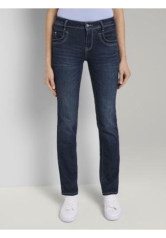 TOM TAILOR Straight-Jeans »Alexa Straight Jeans« kaufen