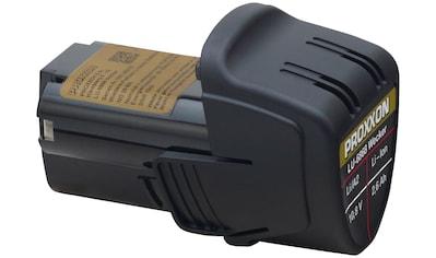 PROXXON Akku »Li/A2«, 10,8 V, 2,6 Ah, Schnellladegerät kaufen