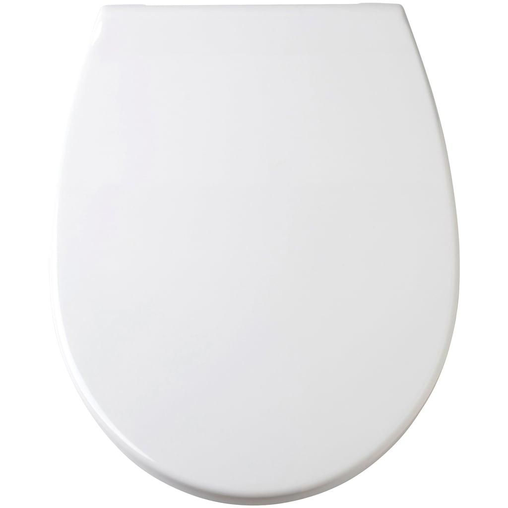 Sanotechnik WC-Sitz »Optima«, mit Softclose-Funktion