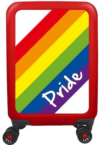 meinTrolley Hartschalen-Trolley »Pride, 77 cm«, 4 Rollen, Made in Germany kaufen