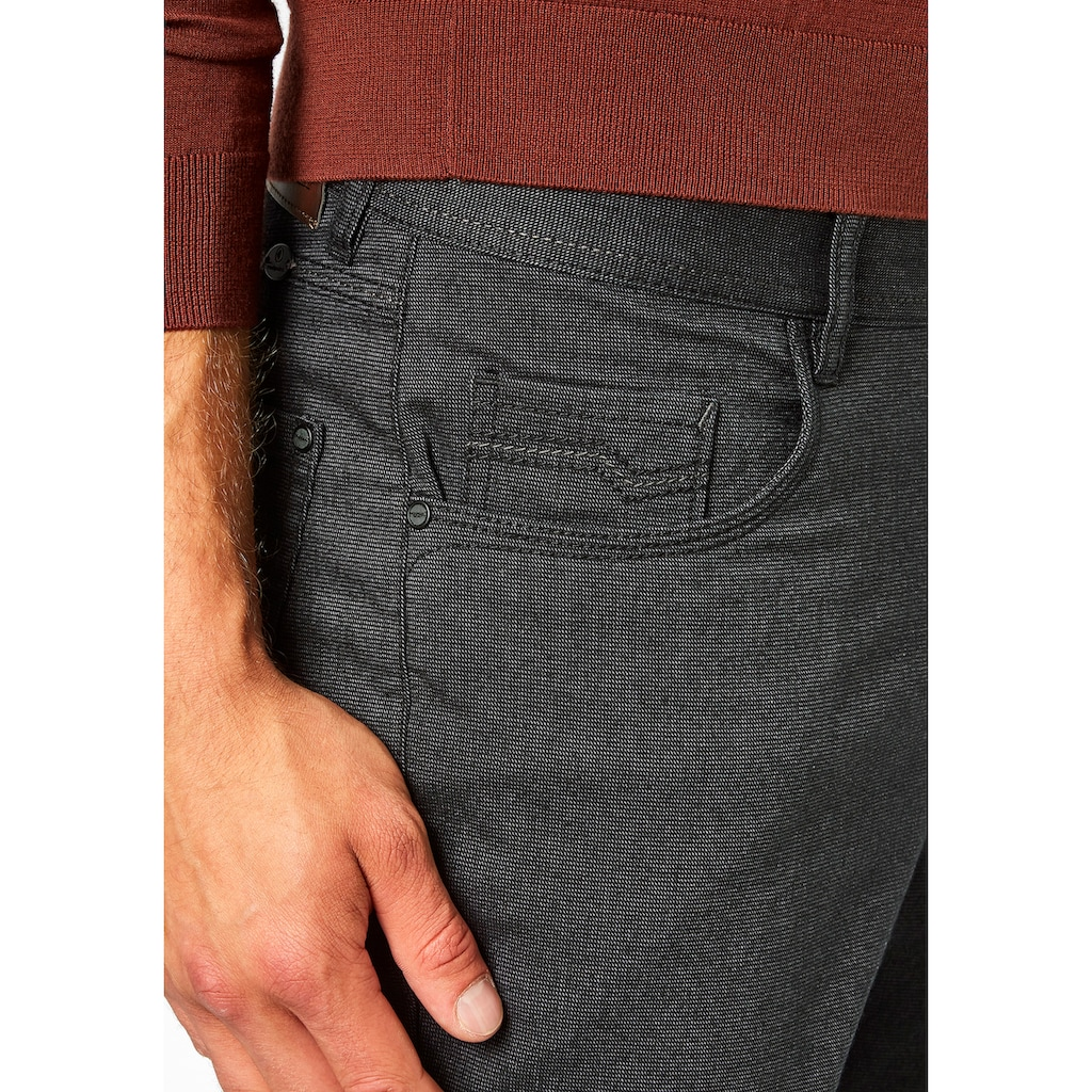 Redpoint Stoffhose »Milton«, Stretch 5-Pocket
