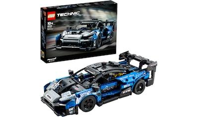 LEGO® Konstruktionsspielsteine »McLaren Senna GTR™ (42123), LEGO® Technic«, (830 St.),... kaufen