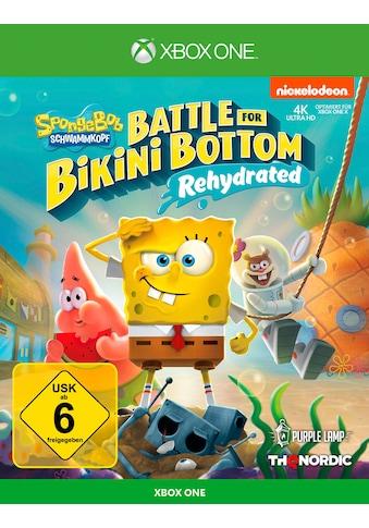 Spongebob SquarePants: Battle for Bikini Bottom Xbox One kaufen