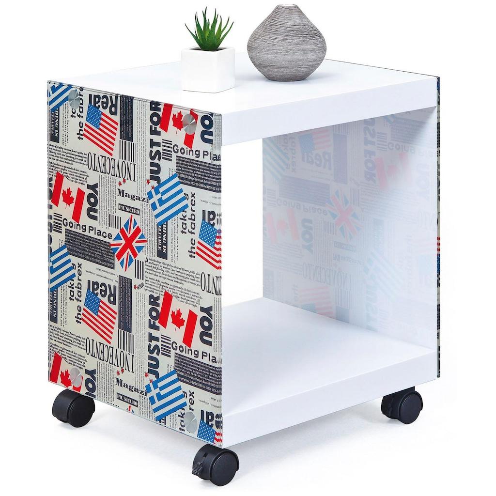 INOSIGN Beistelltisch »Cube«