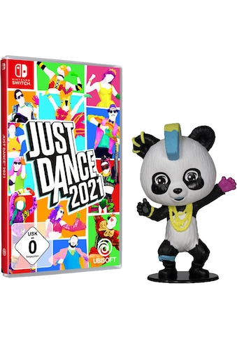 Just Dance 2021 inkl. Heroes Panda Figur Nintendo Switch kaufen
