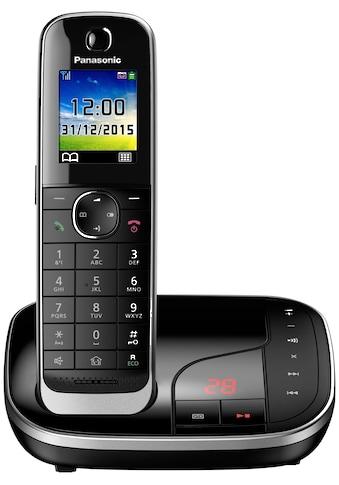 Panasonic »KX - TGJ320« Schnurloses DECT - Telefon (Mobilteile: 1) kaufen