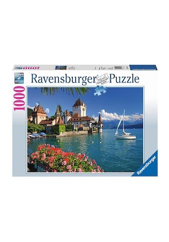 "Ravensburger Puzzle ""Am Thunersee, Bern"" kaufen"