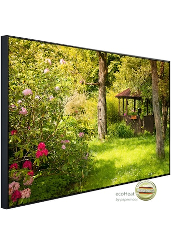 Papermoon Infrarotheizung »Magischer Garten«, sehr angenehme Strahlungswärme kaufen