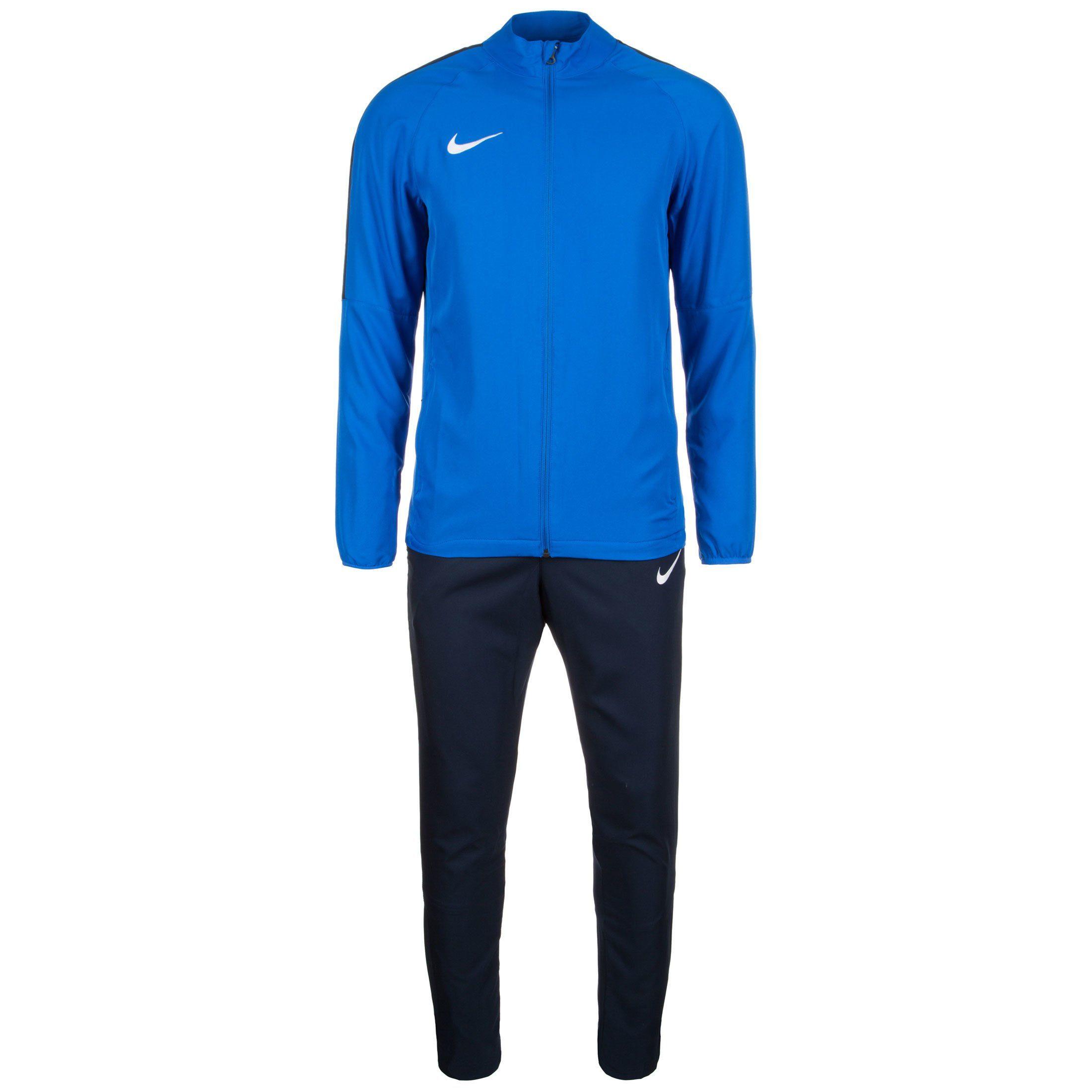 Nike Trainingsanzug »Dry Academy 18« | Sportbekleidung > Sportanzüge > Trainingsanzüge | Blau | Nike