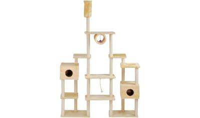 SILVIO DESIGN Kratzbaum - Deckenspanner »Serina«, B/T/H: 160/36/230 - 260 cm, beige kaufen