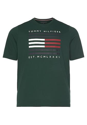 Tommy Hilfiger Big & Tall T-Shirt »BT-CORP FLAG LINES TEE« kaufen