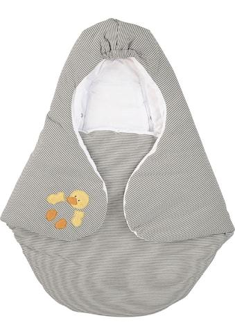Sterntaler® Einschlagdecke »Edda Baby«, mit Hydro-Cool Innenfutter; für Sitze mit 3- u. 5-Punkt-Gurt kaufen