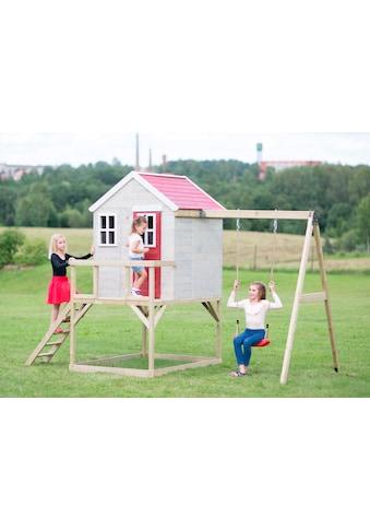 50NRTH Stelzenhaus »Wendi Toys Zebra«, BxTxH: 350x192x242 cm kaufen