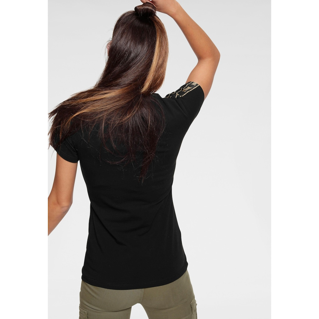 Lonsdale T-Shirt »LANGRICK«