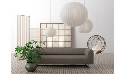 machalke® 3-Sitzer »wedge«, mit GRATIS Ledertasche kaufen
