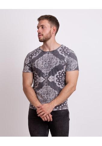 Key Largo T-Shirt »ROADRUNNER«, im coolen Paisley-Design kaufen