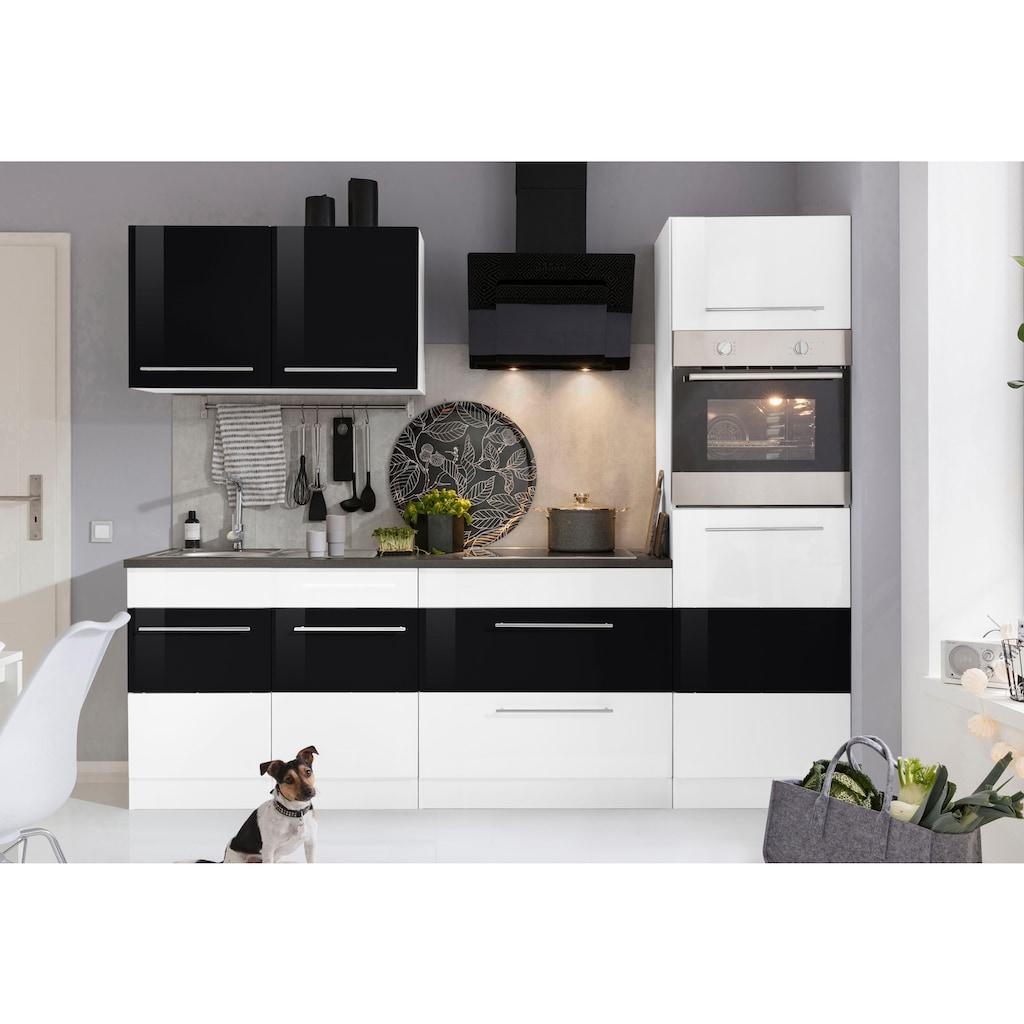 HELD MÖBEL Küchenzeile »Trient«, ohne E-Geräte, Breite 240 cm