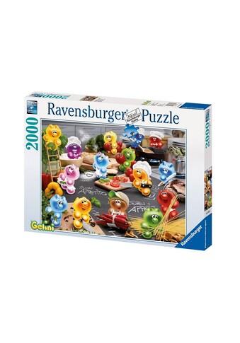 """Ravensburger Puzzle """"Gelini  -  Küche, Kochen, Leidenschaft"""" kaufen"""