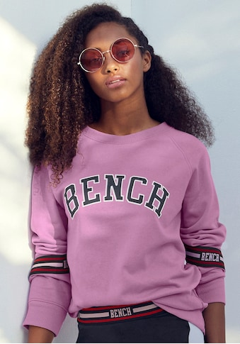 Bench. Sweatshirt »Bench Multicoloured Tape« kaufen