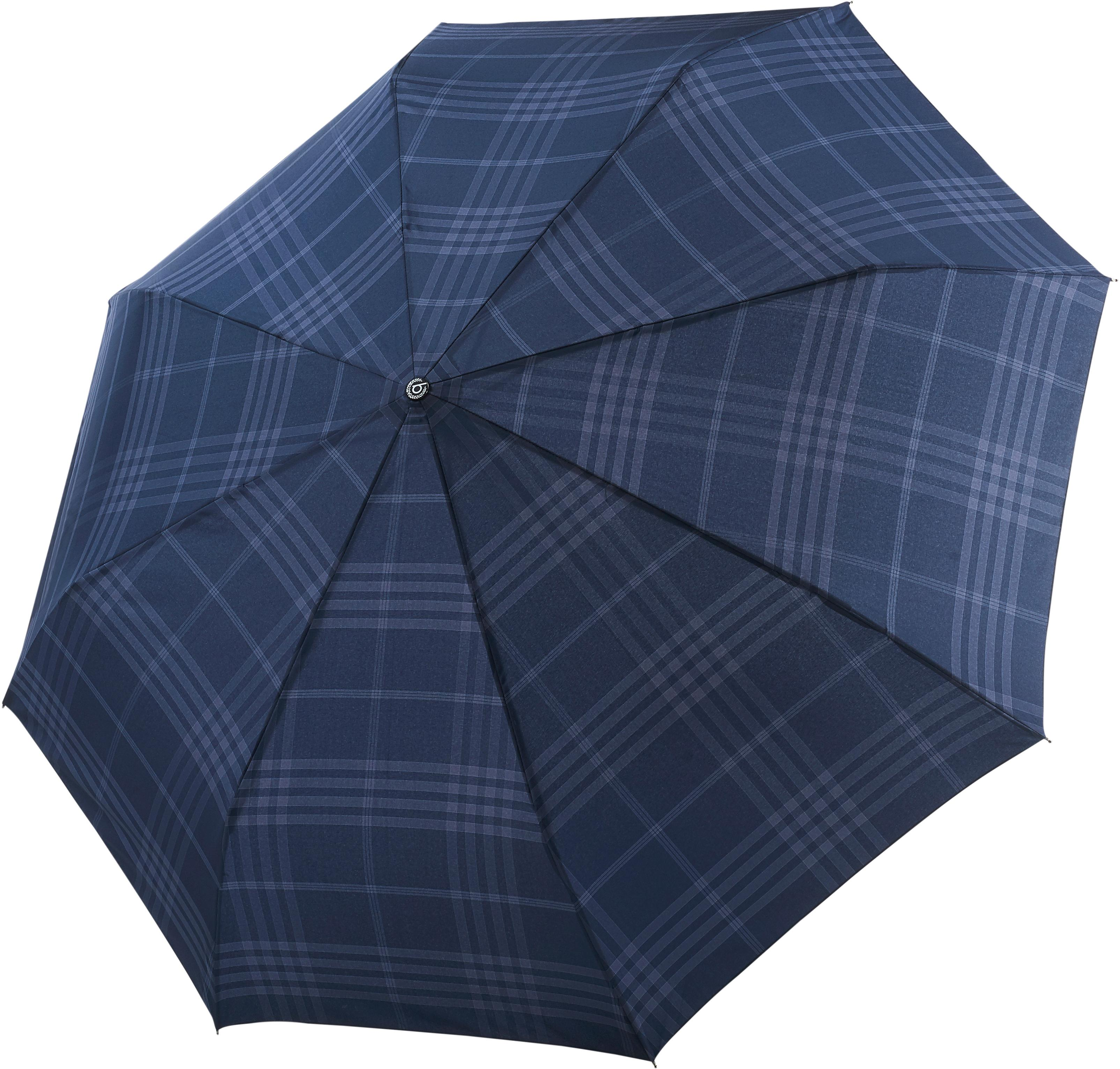 Taschenregenschirm ´´Taschenschirm GRAN TURISMO´´ | Accessoires > Regenschirme > Taschenschirme | Blau