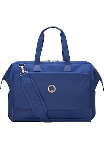 Delsey Reisetasche »Montrouge Reporter, blue« kaufen
