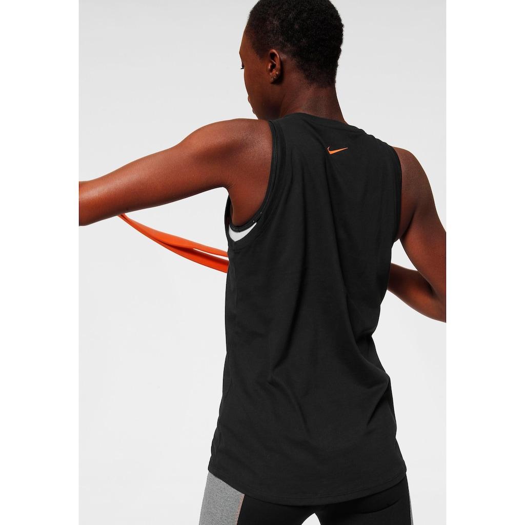 Nike Funktionstop »Nike Dri-FIT Women's Graphic Training Tank«, DRI_FIT Technologie