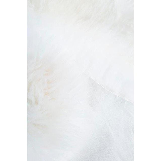 Fellteppich, »Double«, LUXOR living, fellförmig, Höhe 50 mm