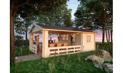 Skanholz Gartenhaus »Alicante 1« kaufen