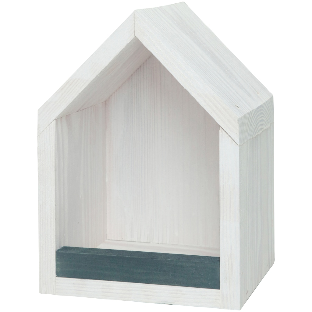 Kiehn-Holz Vogelhaus, BxTxH: 16x22x13 cm, mit Rückwand