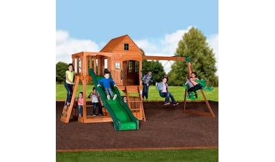 Backyard Discovery Spielturm »Hill Crest«, BxTxH: 536x409x290 cm kaufen