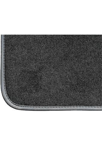 WALSER Passform-Fußmatten »Premium«, (2 St.), für VW T5 Caravelle (04/2016-08/2015),... kaufen