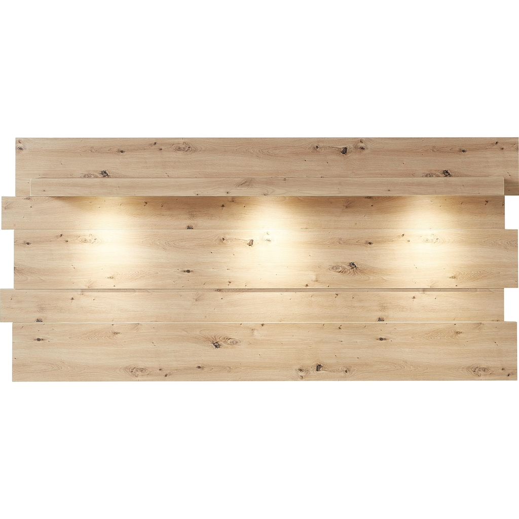 Innostyle Wandpaneel »Loft Two«, inkl. LED-Beleuchtung