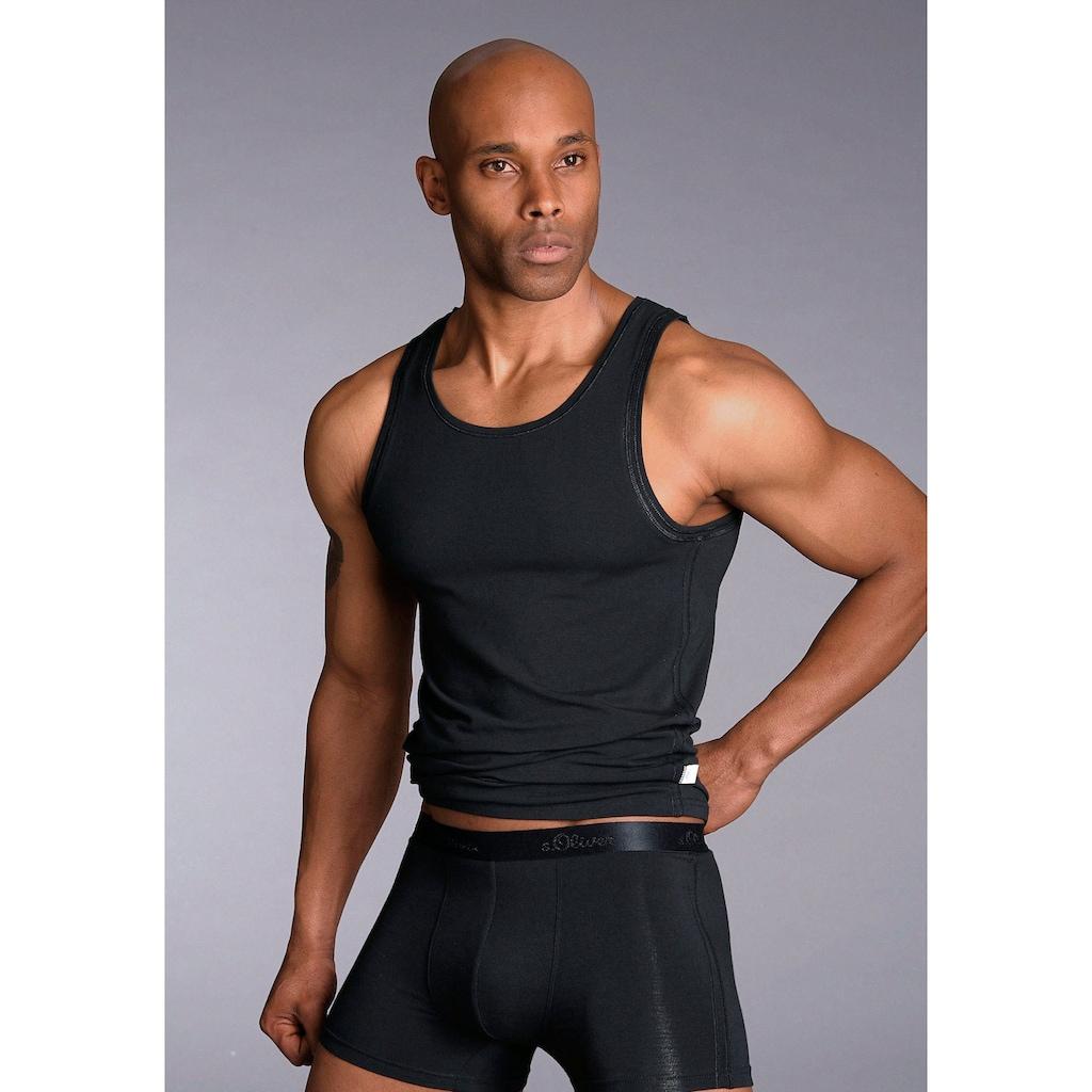 s.Oliver Bodywear Achseltop