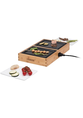 PRINCESS Teppanyakigrill »Dinner4Two Pure 104020«, 420 W kaufen