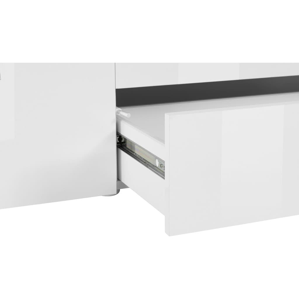 borchardt Möbel Lowboard »Melbourne«, Breite 200 cm