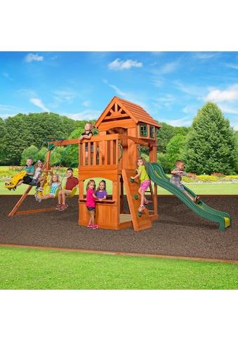 Backyard Discovery Spielturm »Atlantic«, BxTxH: 551x236x285 cm kaufen
