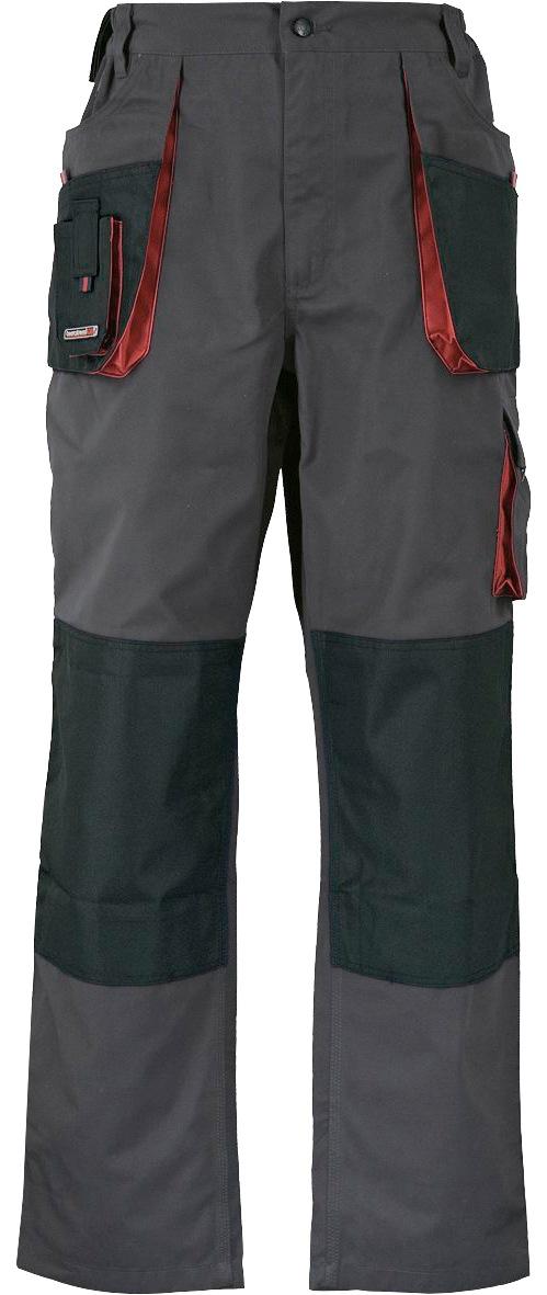 Arbeitsbundhose grau Herren Bundhosen Arbeitshosen Arbeits- Berufsbekleidung