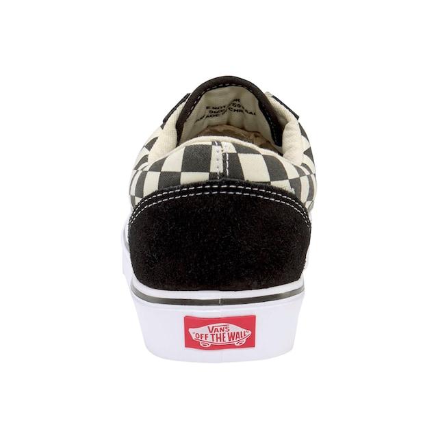 Vans Sneaker »Checkerboard Old Skool«