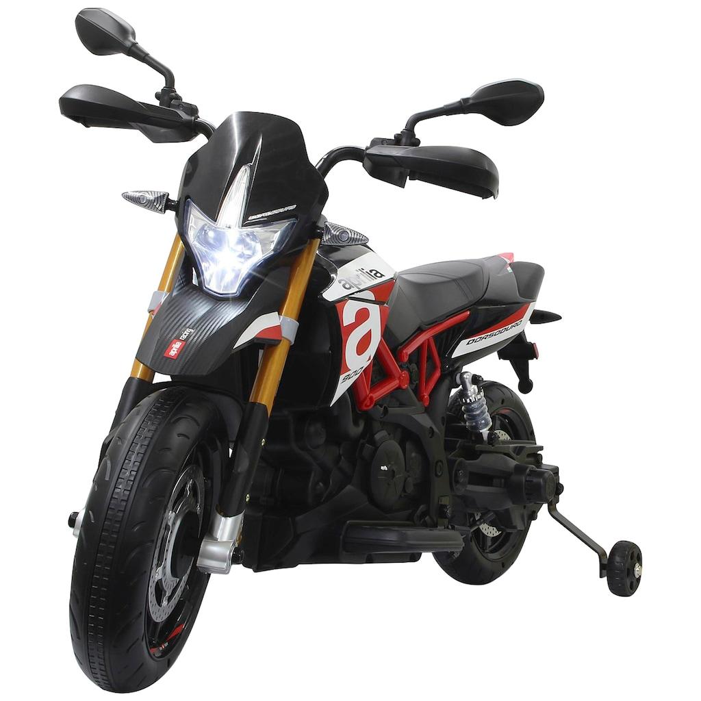 Jamara Elektro-Kindermotorrad »Ride-on Aprilia Dorsodoru 900«