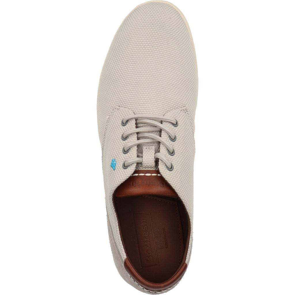 Boxfresh Sneaker »Leder/Textil«