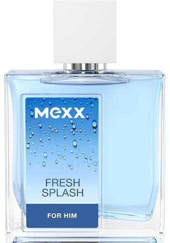 """Mexx After - Shave """"Fresh Splash"""" kaufen"""