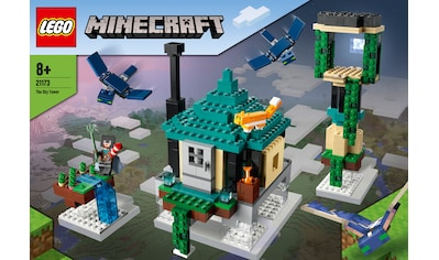 LEGO® Konstruktionsspielsteine »Der Himmelsturm (21173), LEGO® Minecraft™«, (565 St.) kaufen